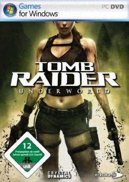 Tomb Raider: Underworld - PC cover
