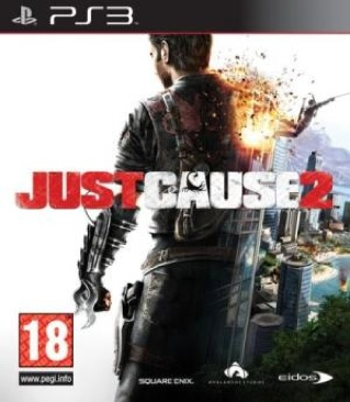 Just Cause 2 - Playstation Network cover