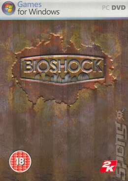 Bioshock - PC cover