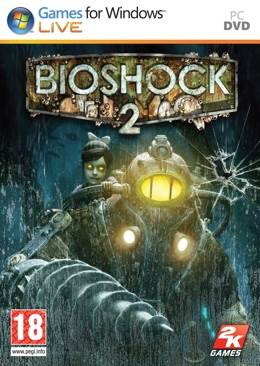 Bioshock 2 - PC cover