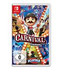 Carnival Games - Switch cover