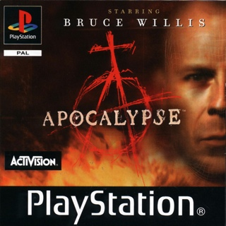 Apocalypse - Playstation cover