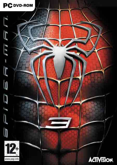Spider-Man 3 - PC cover