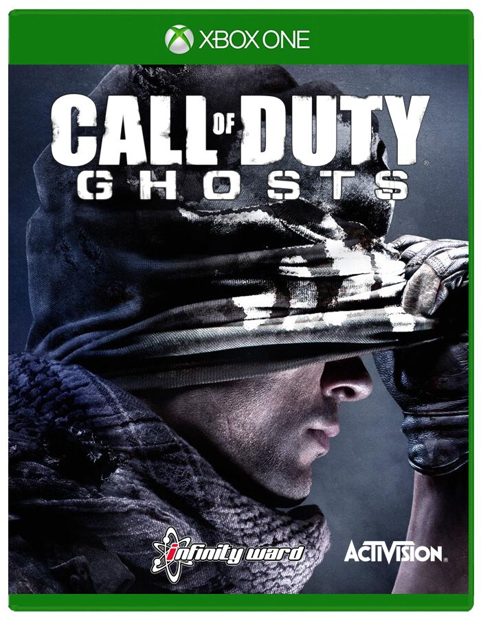 Call Of Duty Ghosts - Xbox One cover