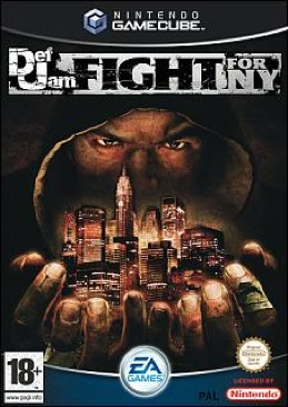 Def Jam: Fight for N.Y. - Gamecube cover