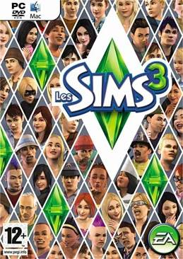 The Sims 3 - PC cover