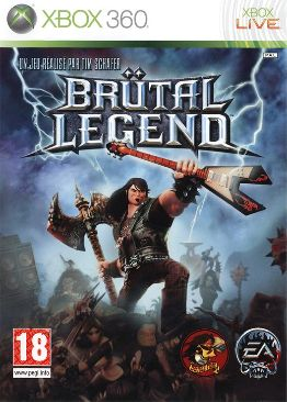 Brutal Legend - Xbox 360 cover
