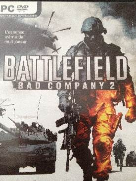 Battlefield Bad Company 2 - PC cover