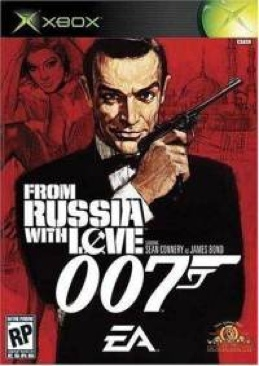 From Russia With Love - Xbox cover