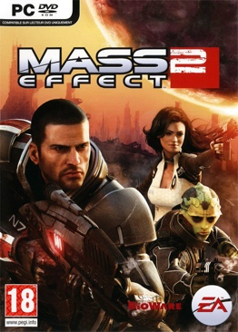 Mass Effect 2 - PC cover
