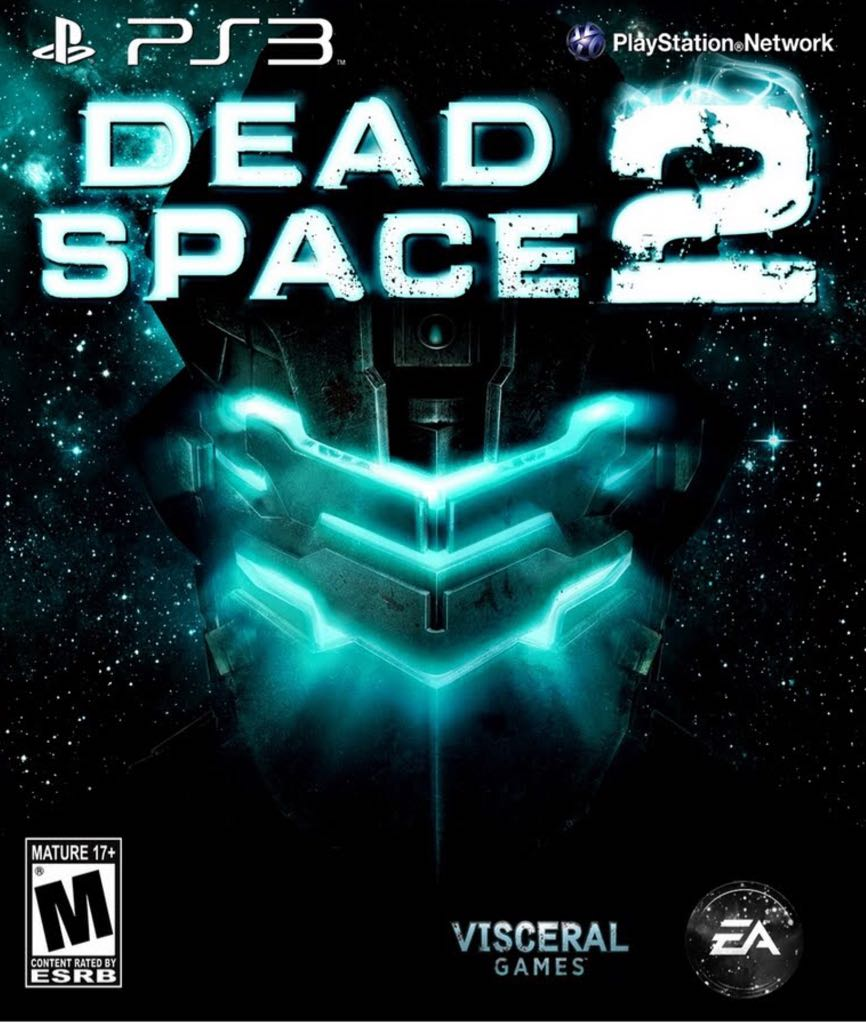 Dead Space 2 - PS3 cover