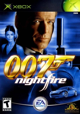 007 NightFire - Xbox cover