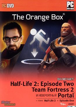 Half-Life 2: The Orange Box - PC cover