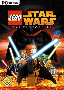 Lego Star Wars - PC cover