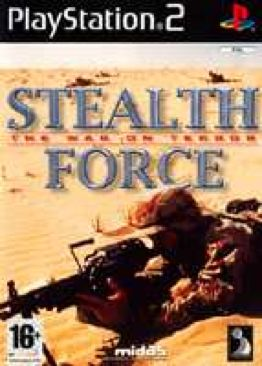 Stealth Force The War On Terror -  cover