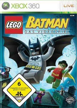 LEGO Batman - Xbox 360 cover