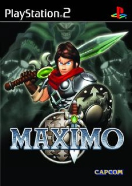 Maximo - Playstation Network cover