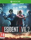 Resident Evil 2 - Xbox One cover