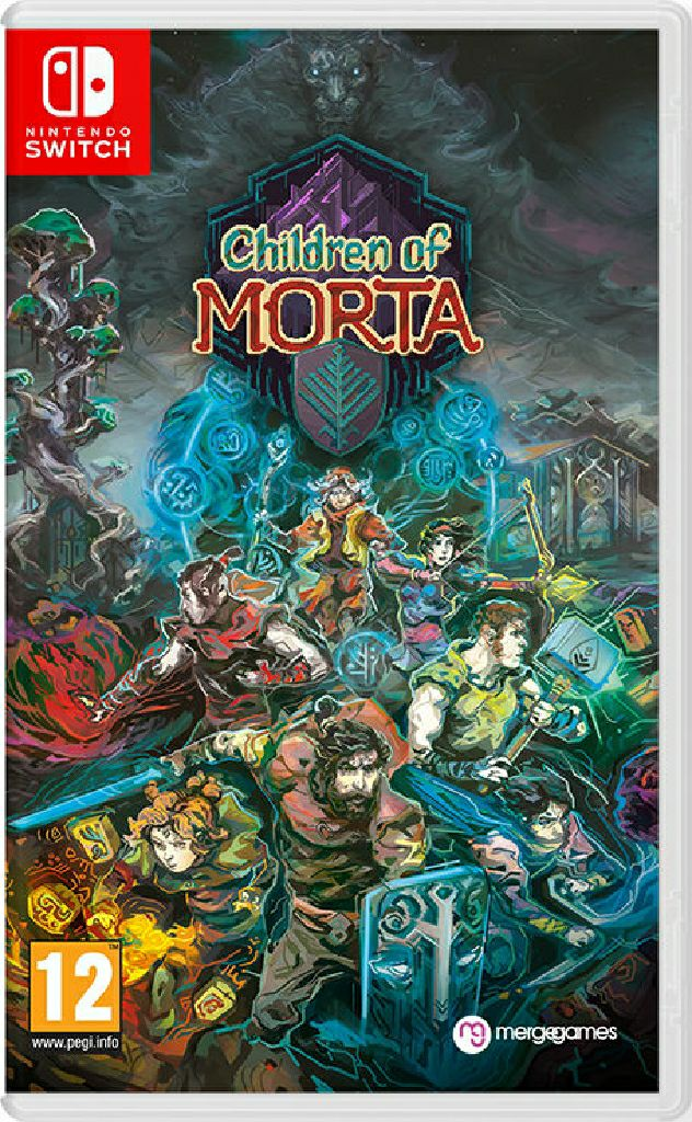 Children of Morta | Nintendo Switch - Switch cover