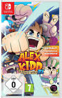 Alex Kidd - In Miracle World DX - Switch cover