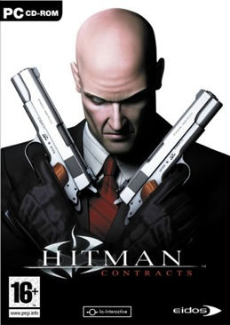 Hitman Contracts - PC cover
