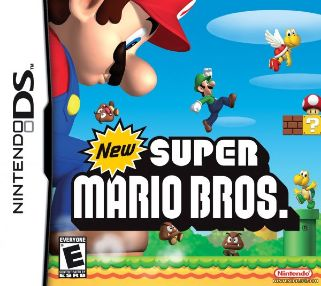New Super Mario Bros. - DSi cover