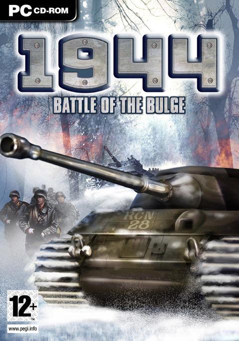 1944: Battle Of The Bulge (polish) - PC cover