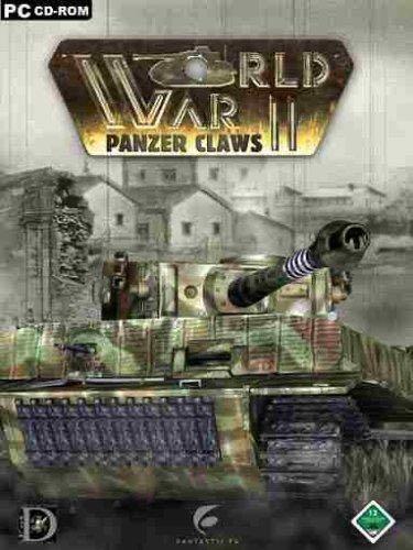 World War 2 Panzer Claws (polish) - PC cover