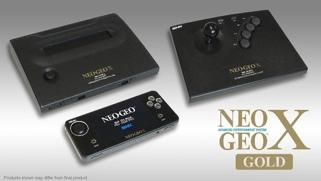 Neo Geo X Gold - Neo Geo cover
