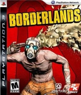 BORDERLAN -  cover