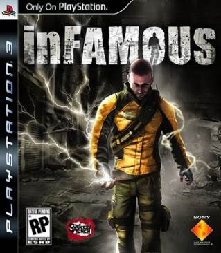 Infamous - Playstation Network cover