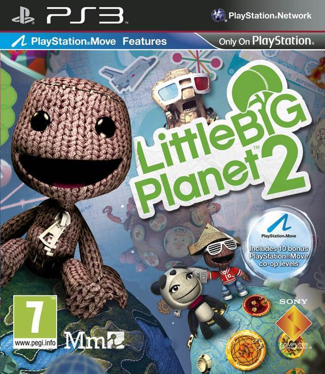 Little Big Planet 2 - Playstation Network cover