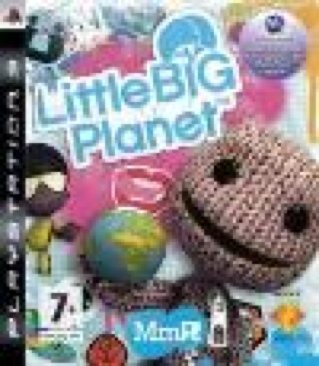 Little Big Planet - PS3 cover