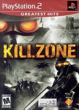Killzone - NES cover
