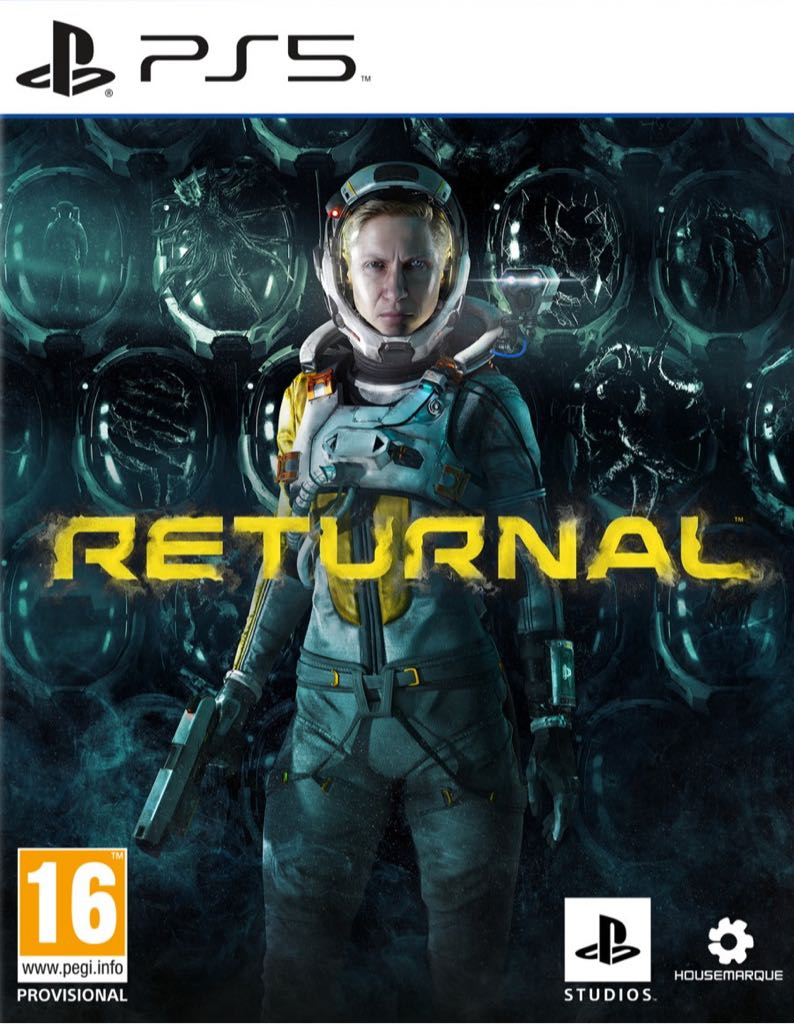 Returnal - PS5 cover