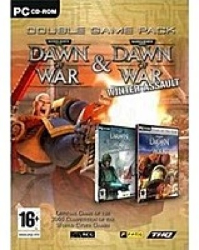 Dawn Of War Winter Assault - PC cover