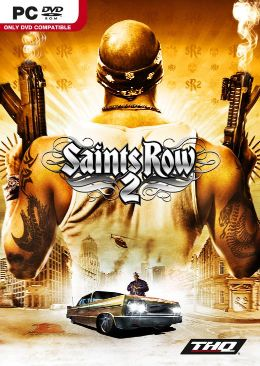 Saints Row 2 - PC cover