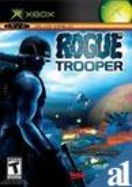 Rogue Trooper - Xbox cover
