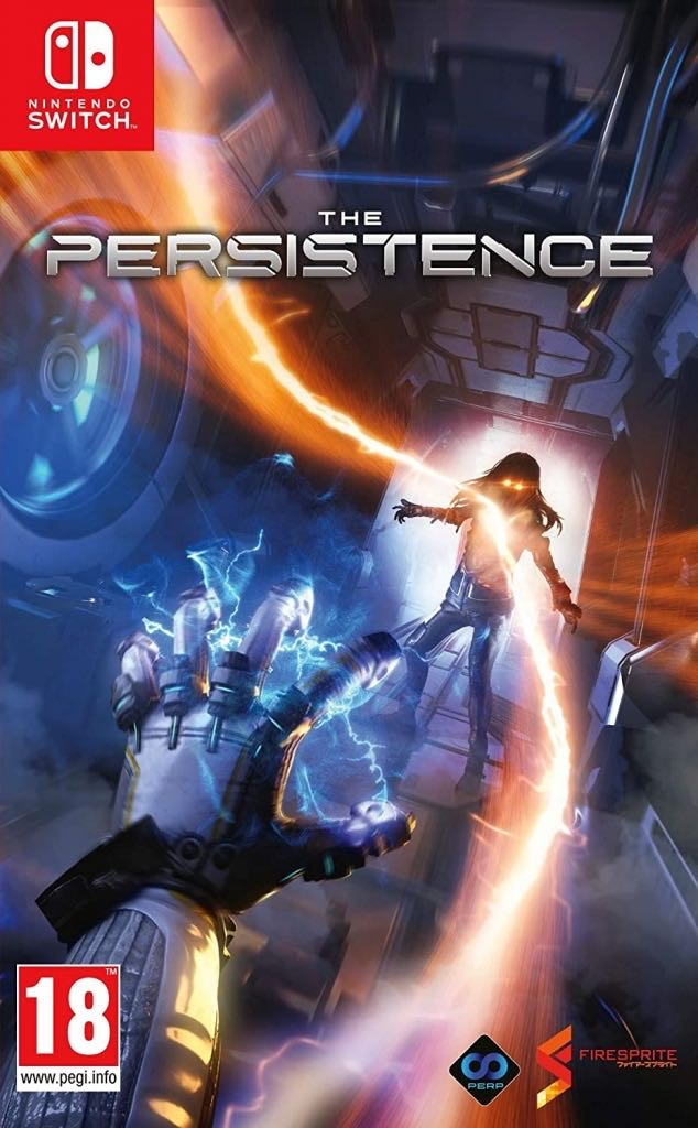 Persistence (Enhanced Edition) - Switch cover