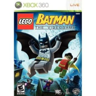 LEGO Batman - Xbox 360 cover