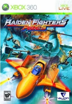 Raiden: Fighter Aces - Xbox 360 cover