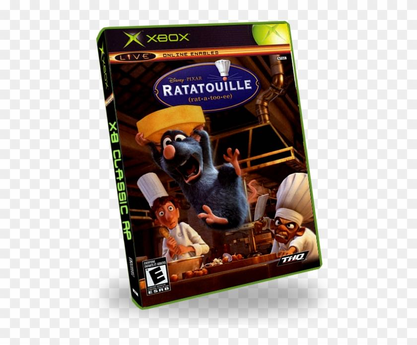 Ratatouille -  cover