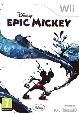 Epic Mickey - Wii Virtual Console cover