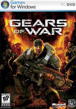 Gears Of War - PC cover