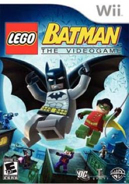 LEGO Batman - Wii cover