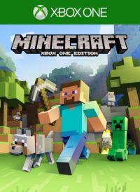 Minecraft - Xbox One cover