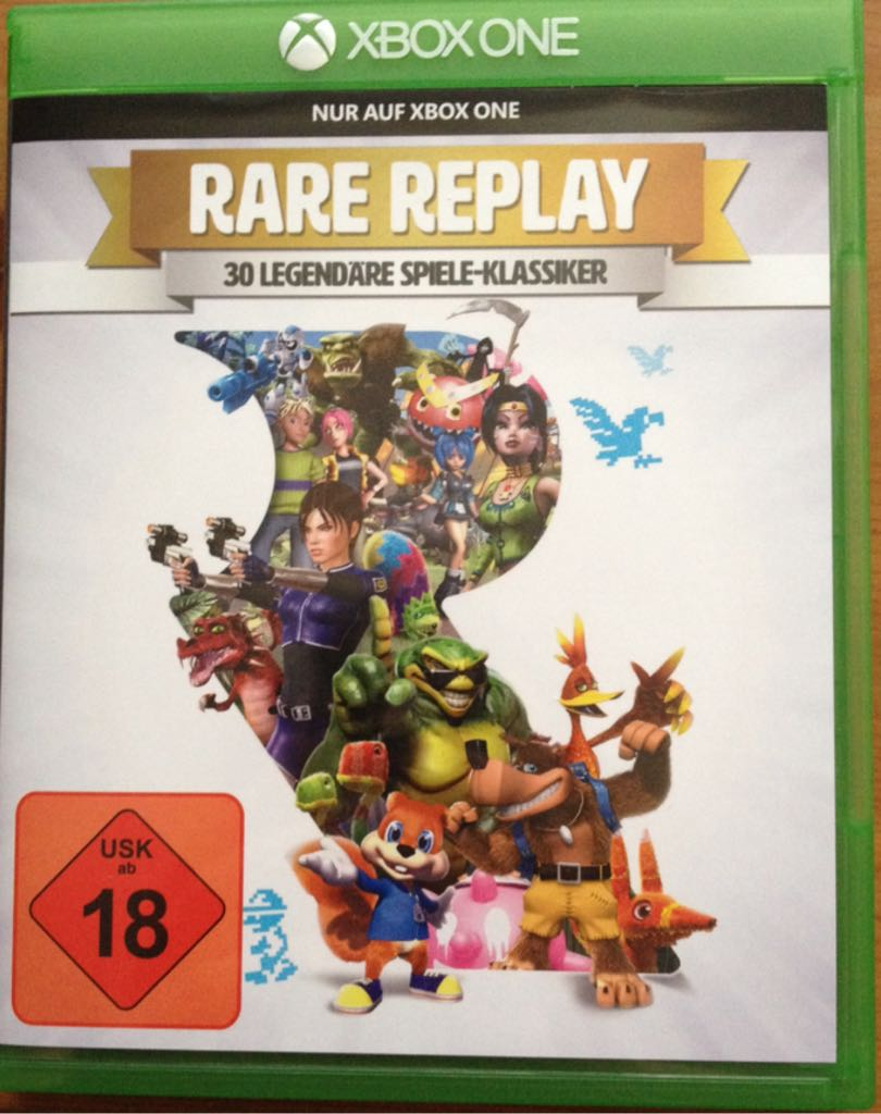 Rare Replay - Xbox One cover