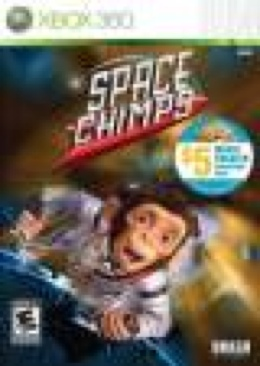 Space Chimps - Xbox 360 cover