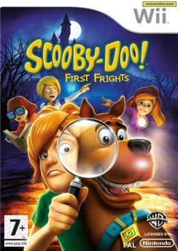 Scooby-Doo! First Frights - Wii Virtual Console cover