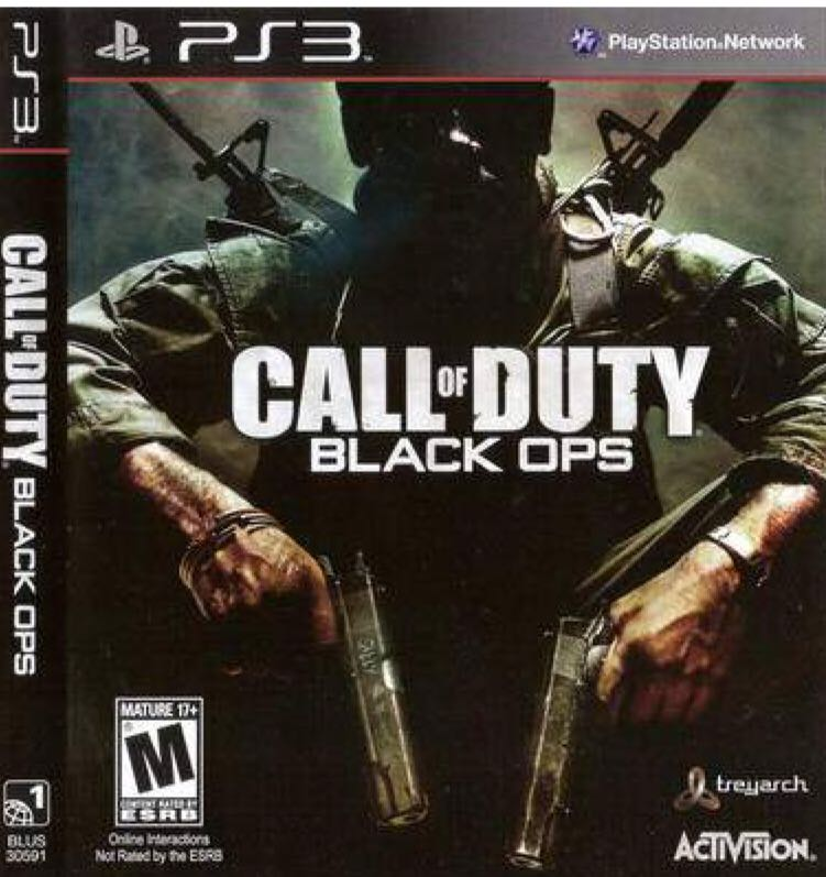 Call Of Duty - PS3 cover
